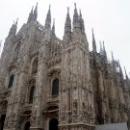 Кафедральный собор Дуомо в Милане.