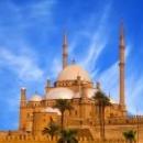 Каир Мечеть Мухаммеда Али