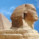 Пирамиды и Большой Сфинкс в Египте