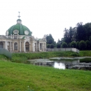 Павильон Грот на территории усадьбы графа П.Б. Шереметева в Кусково.