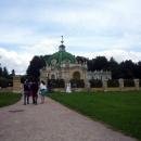 Усадьба Кусков - одна из главных достопримечательностей Москвы.
