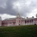 Музей-заповедник Царицыно в Москве. Большой дворец в Царицыно.