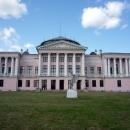 Останкинский дворец графов Шереметевых в Москве.