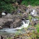 Водопады Доминиканы.
