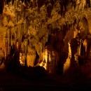 «Пещера Чудес» в подсветке. Доминиканская Республика.