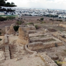 Вид на современный Тунис.