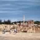 Экскурсия по древностям Карфагена. Тунис.