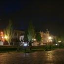 Ночная набережная Феодосии, Крым