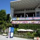 Концертный зал Фестивальный. Вид с Набережной Сочи.