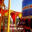 «Жар-птица» - один из трех экстремальных аттракционов Сочи Парка в Адлере.