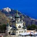 Храм Воскресения Христова поселок Форос