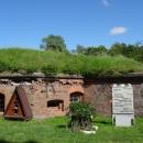 Форт номер 11 Дёнхофф в Калининграде. Fort 11 Donhoff.