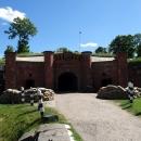 Фортификационный объект Калининграда - форт №11 Дёнхофф.