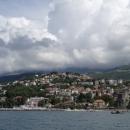 Город-курорт Герцег-Нови (Херцег-Нови) в Черногории.