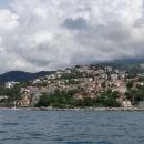 В Герцег-Нови (Херцег-Нови) три крепости – это особенно заметно с моря.