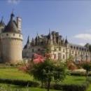 Замки Луары, Шенонсо, Франции