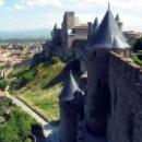 Во Франции крупнейшая в Европе крепость - Каркассон