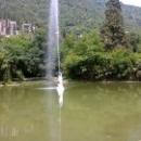 Парки на курортах Абхазии.