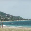 Пляжи Гагры.