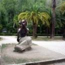Парк им. Принца Ольденбургского. Гагра.