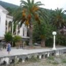 Экскурсия в Гагры. Колоннада Абхазия.