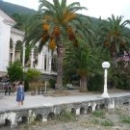 Экскурсия в Гагру. Колоннада. Абхазия.