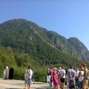 Экскурсия летом на круглогодичный курорт «Газпром». Красная Поляна.