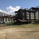 Концепция отеля «Поляна 1389 Отель и Спа» - экостиль.