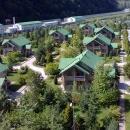 Виллы горной-туристического центра «Газпром». Красная Поляна.
