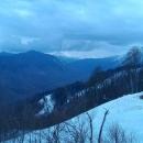 Заснеженные склоны курорта Газпром в ноябре.