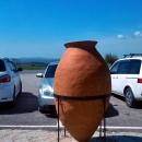 Экскурсия на винодельню. Регион Кахети. Грузия.