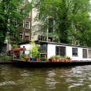 Каналы Амстердама, Голландия