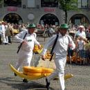 Сырные рынки в Голландии