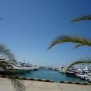 Порт для яхт в Сочи - Гранд Марина.