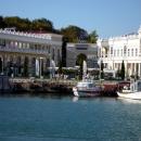 Торговая галерея «Гранд Марина» Сочи - I береговая линия у моря.