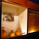 Экспонаты музея «Великий Питиунт». Пицунда. Абхазия.