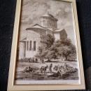 Старинные гравюры в «Великом Питиунте». Пицунда.