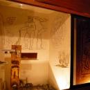 Предметы быта IV-VI вв в музее «Великий Питиунт». Пицунда. Абхазия.