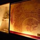 Фрагмент мозаики. Музей «Великий Питиунт». Пицунда.
