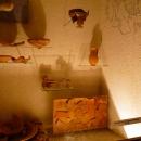 Образцы краснолаковой керамики II-IV вв в музее «Великий Питиунт».