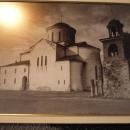 Старинные гравюры в музее «Великий Питиунт». Пицунда.