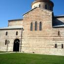 Базилика X века. Пицунда. Абхазия.