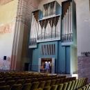 Орган Пицундского Храма. Абхазия.