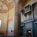 Репетиция в Органном зале Пицундского Храма.