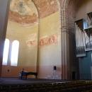 Концертный зал в Пицундском Храме. Абхазия.