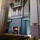 Репетиция в Органном зале. Пицунда. Абхазия.