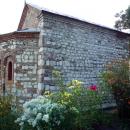 Базилика VI века в монастырском комплексе Пицунды.