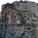 Развалины Базилики VI века. Пицунда. Абхазия.