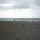 Пляж Гудауты. Абхазия.