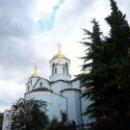 Церковь Успения Божьей Матери в Гурзуфе (Успения Пресвятой Богородицы)